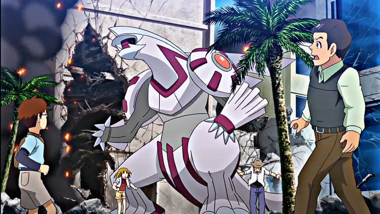 Pokemon【AMV】- Legend of Sinnho -Monster