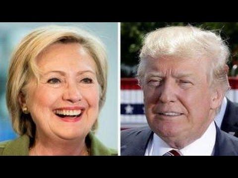 Poll: Clinton's lead shrinks