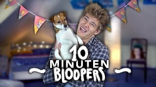 10 MINUTEN BLOOPER SPECIAL 6 | Joey's Jungle