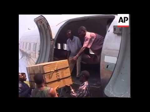DR Congo - Aftermath of devastating floods