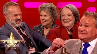 Graham Norton Visits Downton Abbey!