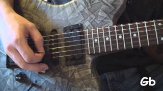 Guitar Tuning - Drop D & Half Step Down Tuning