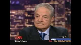 George Soros Interview with Fareed Zakaria on GPS