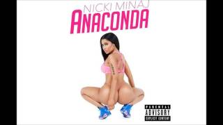 "Nicki Minaj - Anaconda (J24 ""Amazon Bass"" Remix) HD"