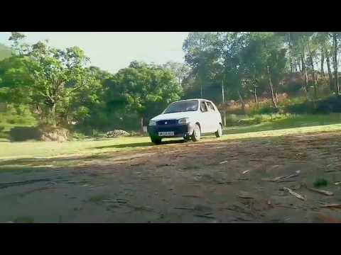 Drifting with alto car😎