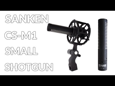 Sanken Cs-M1 new mike - Equipment - JWSOUNDGROUP