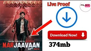 how-to-download-bollywood-latest-movies-marjaavaan-filmyhit