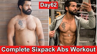 Day62   Complete Sixpack ABS Workout   Hardcore Upper And Lower Abs Workout  