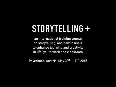 "Koolitus CLC ""Storytelling+"""