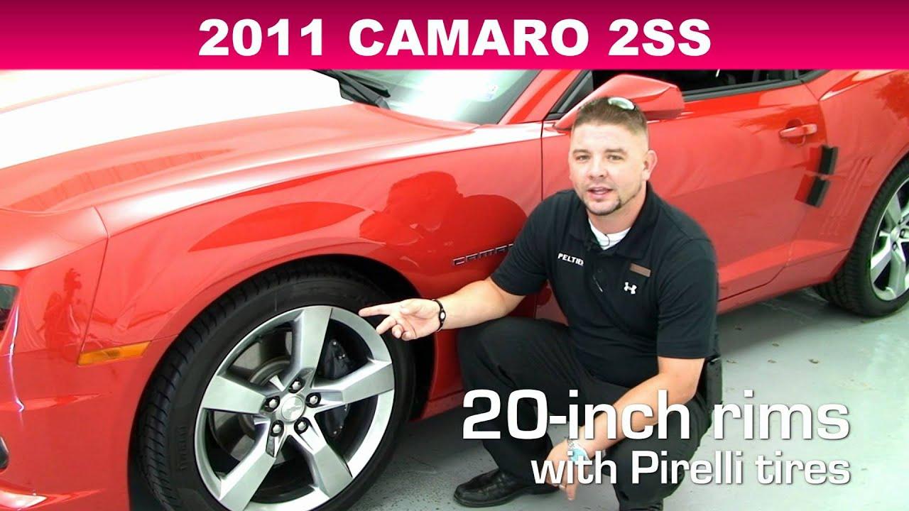 2011 Camaro SS Specs Tyler TX - YouTube