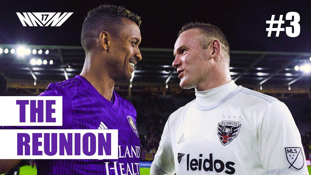 Wayne Rooney reunion in the MLS - LuisNani