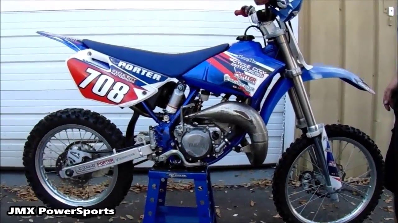 2007 yamaha yz85 yz 85 big wheel in for full part out. Black Bedroom Furniture Sets. Home Design Ideas