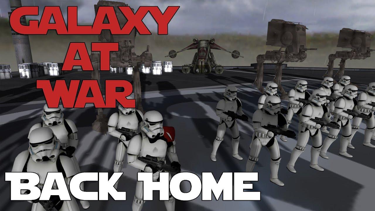 Men Of War: Assault Squad - Star Wars Mod - Back Home ...