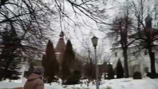 видео Новоспасский ставропигиальный мужской монастырь