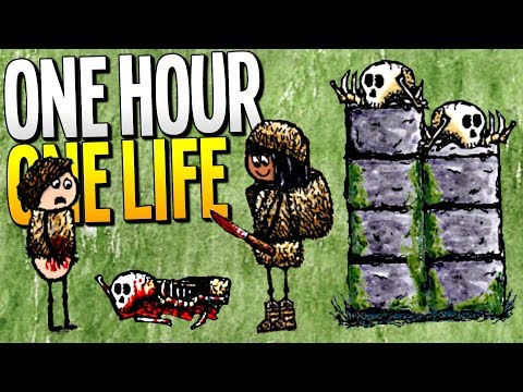 THE SECRET ORDER MUST PROTECT THE MONUMENT FROM EVIL - One Hour One Life Gameplay
