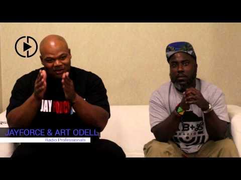 Jay Force & Art Odell On R&B Music's Sub Genres & Partner Sam