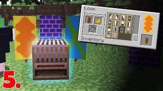 """Minecraft #360 -  """"Jak szybko tworzyć bannery w 1.14?!"""""""