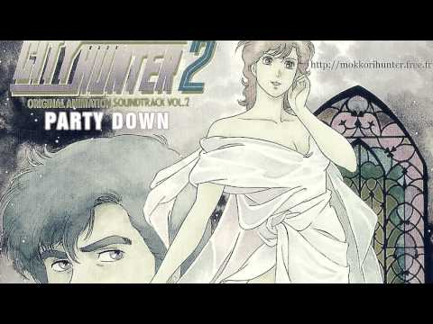 [City Hunter 2 OAS Vol.2] Party Down [HD]