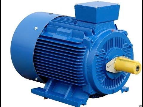 Сборка электродвигателя. Трехфазный электромотор. Что внутри двигателя. Из чего состоит движок.