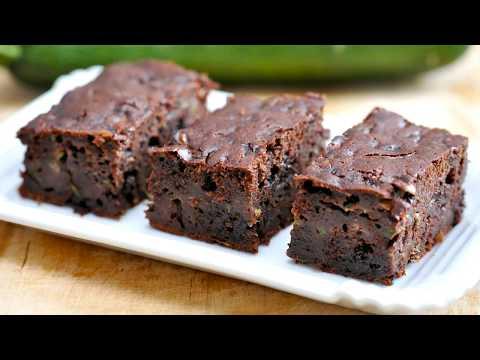 recette-:-gâteau-au-chocolat-à-la-courgette-(-sans-beurre-)