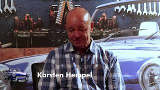 Politik-Garage Karsten Hempels Kampf um Gerechtigkeit