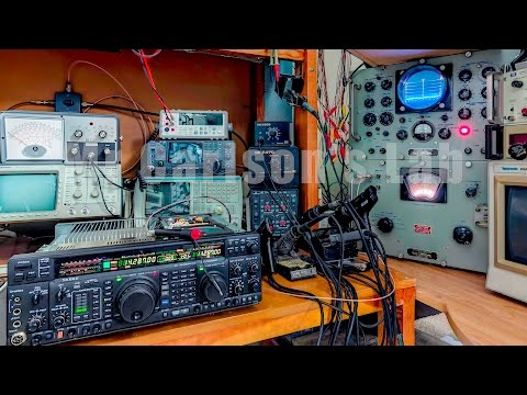 Yaesu FT-1000MP Repair