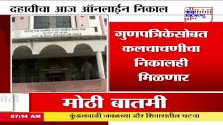 Maharashtra Board SSC class 10th results 2016 likely to be declared on May 31 Today's episode begins with Bhide's tension for Gogi's SSC results. He