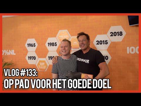 OP PAD VOOR HET GOEDE DOEL EN LANGS BIJ 100%NL - Gerard Joling - VLOG 133
