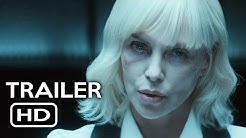 Atomic Blonde Red Band Trailer #1 (2017) Charlize Theron Action Movie HD