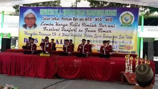 """ASADUL FATAA-Putra"" - Bimaulidil Hadi, Maulaya Sholli Festival Al-Banjari UNWAHA 2015"