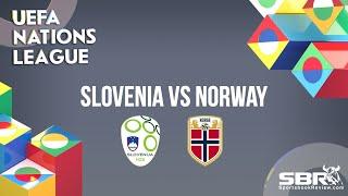 Slovenia vs Norway | UEFA Nations League | Match Predictions