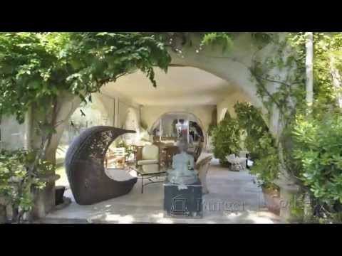 St Tropez Villa for Rent with Garden / Villa de luxe à vendre ou à louer Saint Tropez