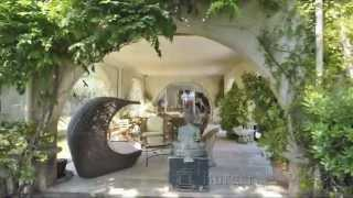 St Tropez Villa for Rent with Garden / Villa de luxe à vendre ou à louer Saint Tropez