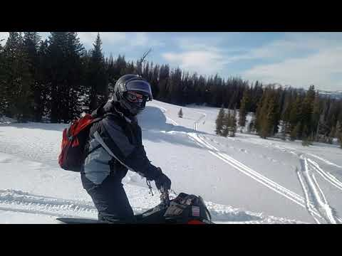 Awesome Sledding in the Rocky Mountains