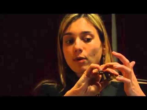 Il violino in pillole:corso online di violino di Kristina Mirkovic LEZ. 2 (Learn to play the violin)
