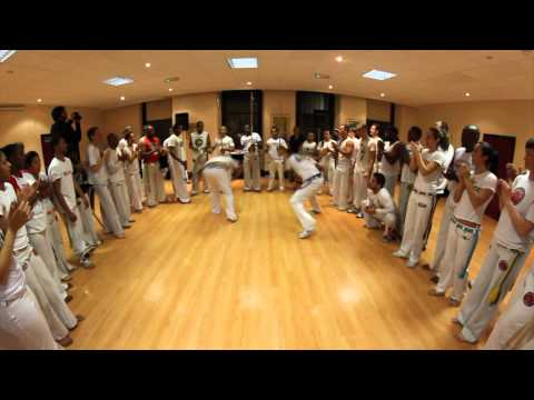 CAPOEIRA UK OPEN RODA OCTOBER - SBG REGIONAL