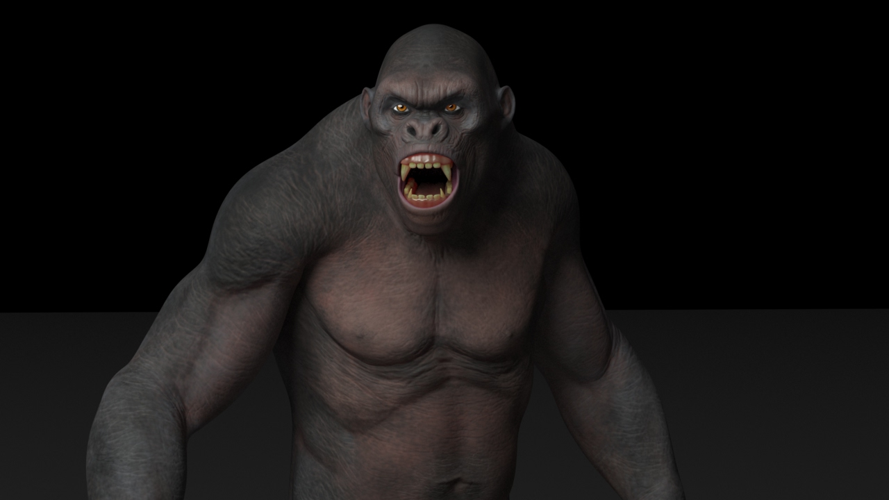 King Kong Maya Rig  Free for Download Now  YouTube