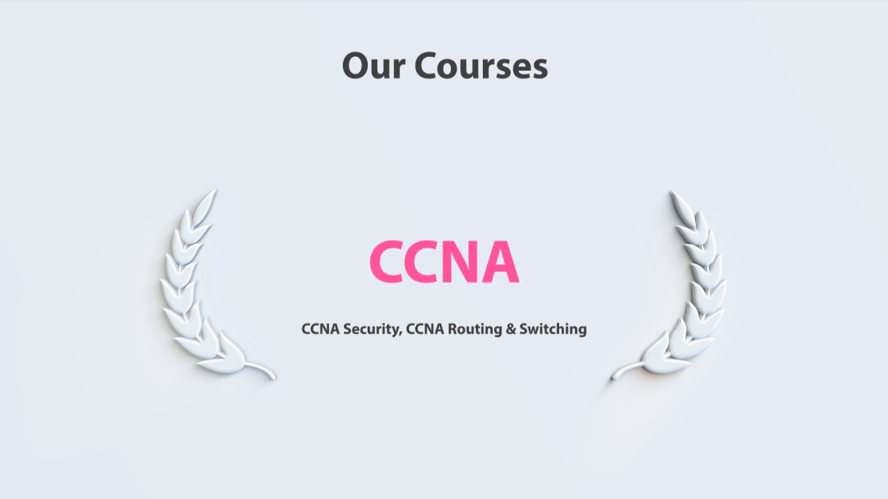 CISCO CCNA Networking Ethical Hacking Training course in