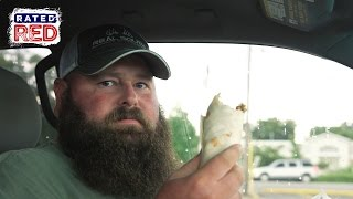 Whopperito - Alabama Boss Food Review