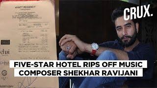 Music Composer Shekhar Ravjiani Charged Rs 1673 for 3 Eggs