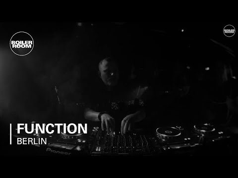 Function Boiler Room Berlin DJ Set