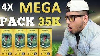 4 PACK MEGA A 35K
