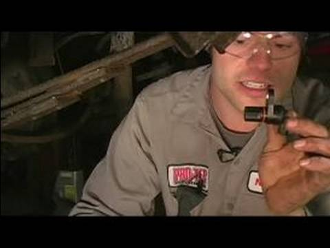 How to Replace Anti-Lock Brake Sensors  How to Remove an Anti-Lock
