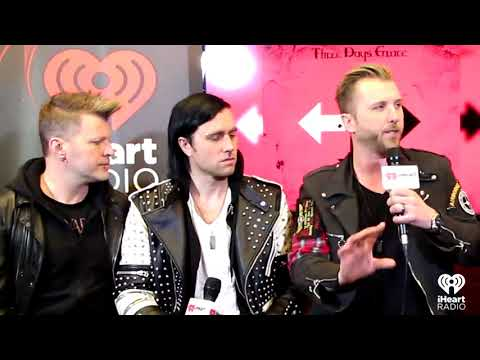 2018 Interview Three Days Grace - Staying Alive