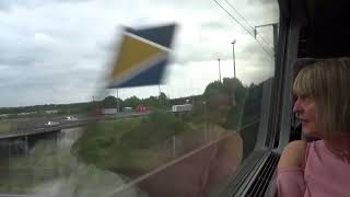 Series 11 Episode 27 - Lille Europe to Paris Gare Du Nord Rail Ride