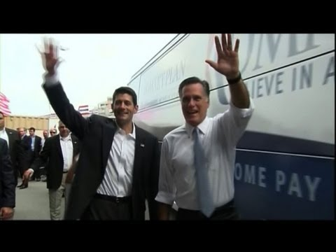 Romney shakes up campaign with Ryan VP pick