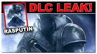 Destiny 2 - RASPUTIN DLC LEAK!