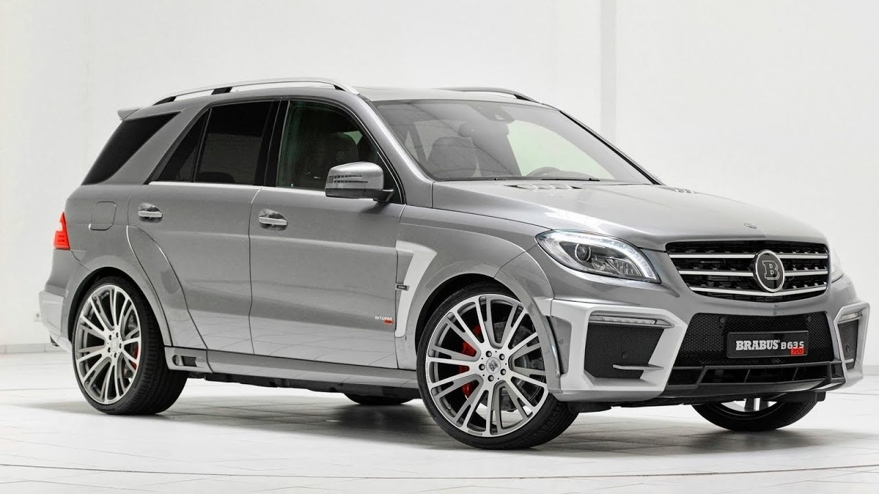 brabus b63 s 700 widestar ml 63 amg 5 5 v8 biturbo aro 22 4x4 700 cv 98 mkgf 300 kmh 0 100 kmh 3. Black Bedroom Furniture Sets. Home Design Ideas