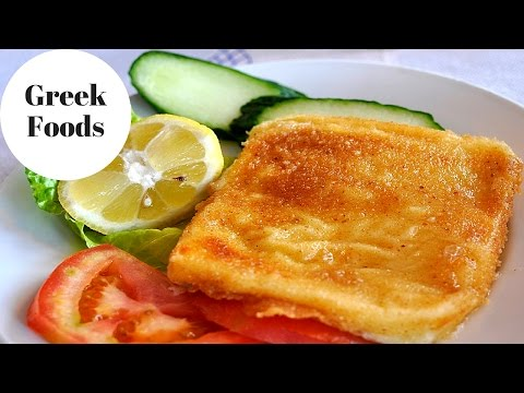 Top 10 Favorite Foods Of Greece