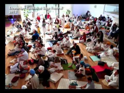 Deutsches Kundalini Yoga Festival 2012 - Impressionen II